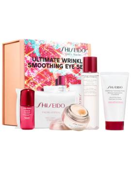 Ultimate Wrinkle Smoothing Eye Set by Shiseido