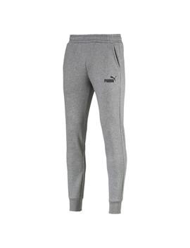 Essentials Knitted Fleece Men's Sweatpants by Puma