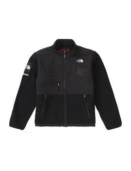 Supreme The North Face Arc Logo Denali Fleece Jacket Black by Stock X