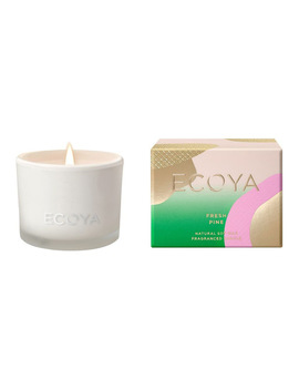 Christmas Monty Candle Fresh Pine by Ecoya