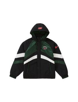 Supreme Nike Hooded Sport Jacket Green by Stock X
