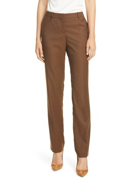 Titana Wool Trousers by Boss