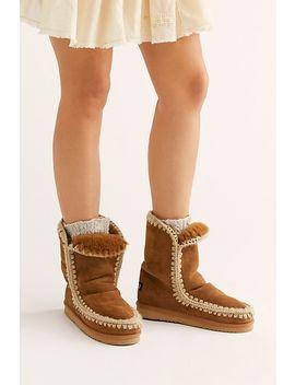 Mou Creston Boot by Mou