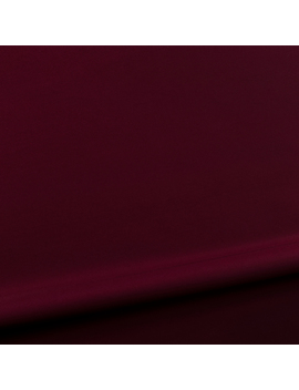 Example Styles Burgundy Cotton Satin Shirt by Tailor Store