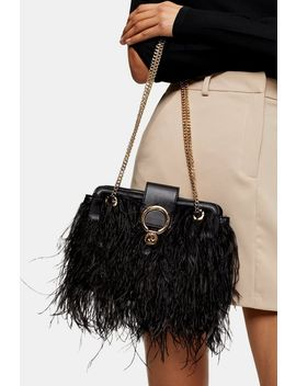 Fest Black Cross Body Bag by Topshop