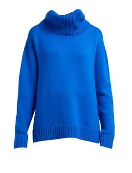 Sloppy Joe Oversized Chunky Knit Sweater by Joseph