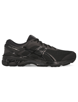 Asics Men's Gel Kayano 26 Running Shoes   Black by Asics