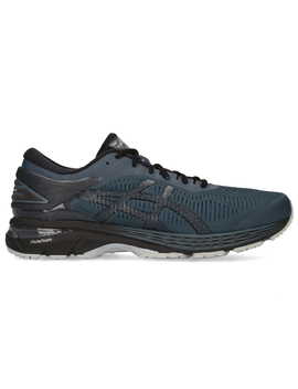 Asics Men's Gel Kayano 25 Shoe   Ironclad/Black by Asics