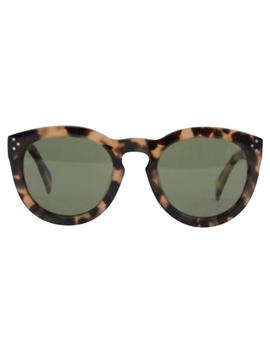 Tortoise Polarized Sunglasses by Céline