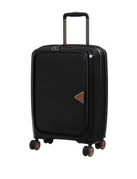 "Acclaimed 22"" Hardside Eight Wheel Spinner Carry On by It Luggage"