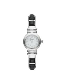 Vivani Women's Onyx Stainless Steel Cuff Watch by Vivani