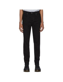 Black Wolf Gang Laid Back Jeans by Ksubi