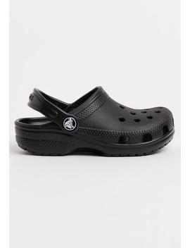 Classic Clog Black by Crocs