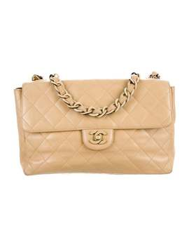 Vintage Quilted Cc Bag by Chanel