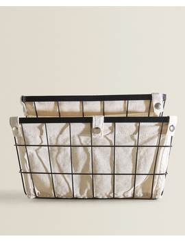 Storage Basket by Zara Home