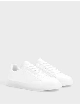 Trainers With Translucent Soles by Bershka