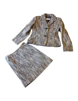 Wool Skirt Suit by Max Mara