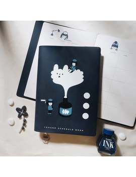 Ink And Inspiration   Schedule Book   Planner   Journal by Etsy