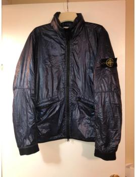 Pertex Quantum Y Primaloft Jacket Navy Blue by Stone Island  ×