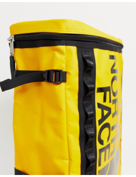 The North Face Base Camp Fuse Box In Yellow by The North Face