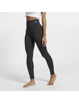 Nike Sculpt Women's Yoga Training Tights. Nike.Com by Nike