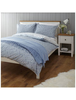 John Lewis & Partners Crisp And Fresh Country Arley Bedding by John Lewis & Partners
