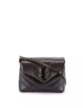 Loulou Toy Monogram Ysl Quilted Shoulder Bag by Saint Laurent