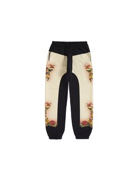 Supreme Jean Paul Gaultier Floral Print Sweatpant Black by Stock X