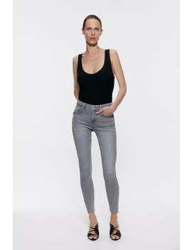 Jean Zw Premium '80 S Skinny Skinny Jeans by Zara