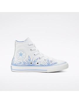 Converse X Frozen 2 Chuck Taylor All Star High Top Little/Big Kids by Converse