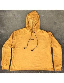 A Cold Wall Acw Yellow Hoodie by A Cold Wall