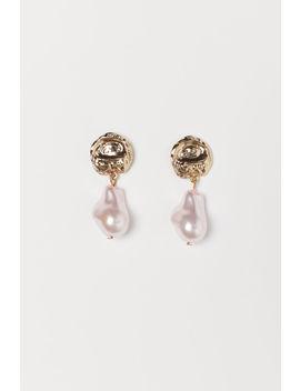 Perleťové Náušnice by H&M