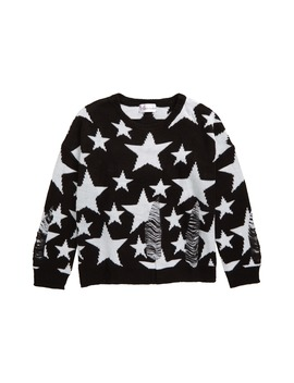 Deconstructed Star Sweater by Cotton Emporium