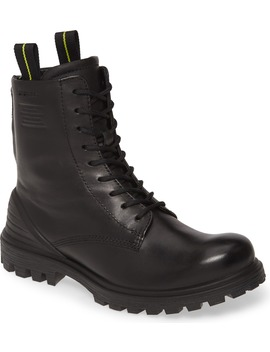 Tred Tray Waterproof Combat Boot by Ecco