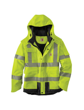 High Visibility Class 3 Sherwood Jacket by Carhartt
