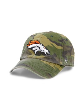 Camo Clean Up Nfl Baseball Cap by '47