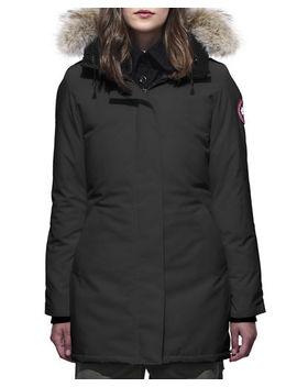 Canada Goose Victoria Fur Hood Parka Jacket by Canada Goose