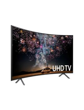 "55"" Class Ru7300 Curved Smart 4 K Uhd Tv (2019) by Samsung"