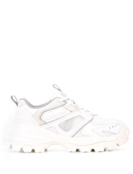 Chunk Panelled Sneakers by Juun.J