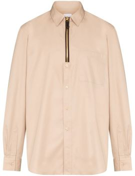 Half Zip Shirt by Burberry