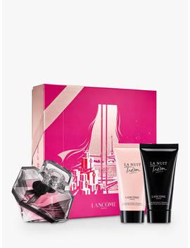Lancôme La Nuit Trésor 50ml Eau De Parfum Fragrance Gift Set by LancÔme