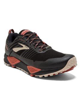 Men's Brooks Cascadia 13 Gore Tex Trail Running Shoes by L.L.Bean