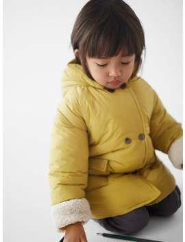 Comfortemp ® Freudenberg Puffer Jacket by Zara