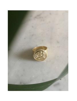 Bague Médaille Lily by Soeur