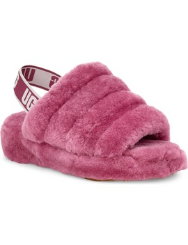 Fluff Yeah Genuine Shearling Slide by Ugg®