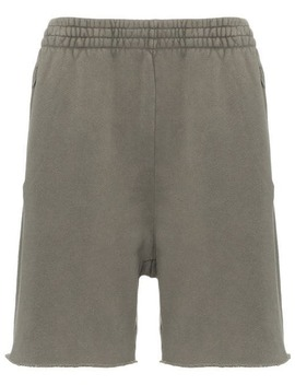 Elasticated Waist Cotton Sweat Shorts by Yeezy
