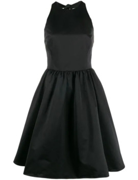 Sleeveless Flared Mini Dress by Polo Ralph Lauren