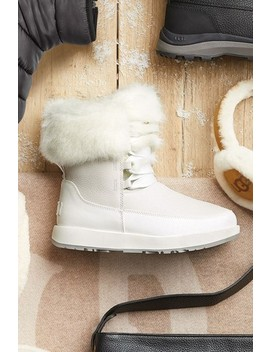 Ugg® White Gracie Waterproof Boots by Next