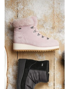 Ugg® Birch Lace Up Shearling Boots by Next
