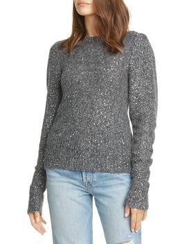 Sequin Sweater by Frame